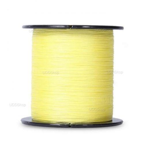 Linha de Pesca Multi-Filamento Proberos 500 metros 0,36mm 50Lbs cor Amarela + Frete Grátis 418922