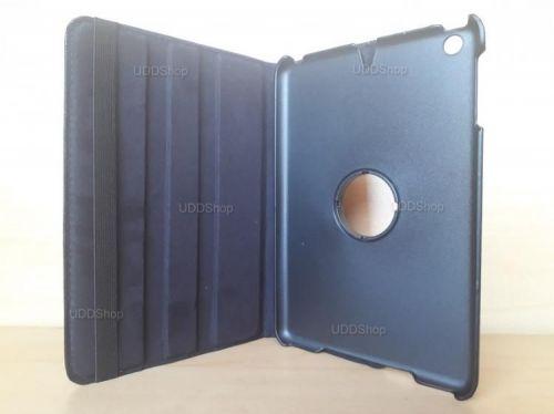 Capa Case Capinha Giratória 360º Preta Tablet Apple Ipad