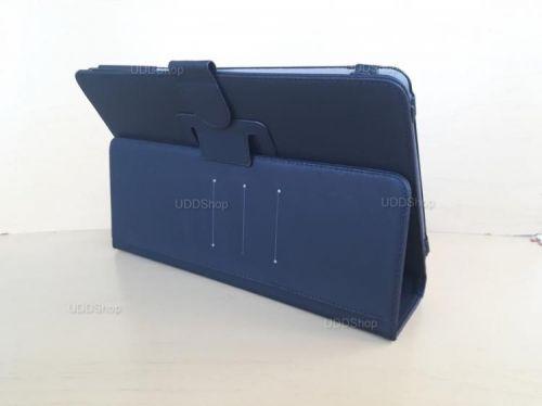 Capa Case Capinha Carteira PRETA Tablet Samsung Galaxy Tab A 10.5 (2018) SM-T590 SM-T595 + Frete Grátis 503926
