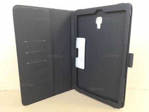 Capa Case Capinha Carteira PRETA Tablet Samsung Galaxy Tab A 10.5 (2018) SM-T590 SM-T595 + Frete Grátis 503923