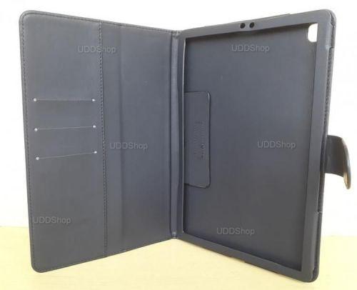 Capa Case Capinha Pasta Carteira PRETA Tablet Samsung Galaxy Tab A 10.1 (2019) SM-T510 SM-T515 + Frete Grátis 512290