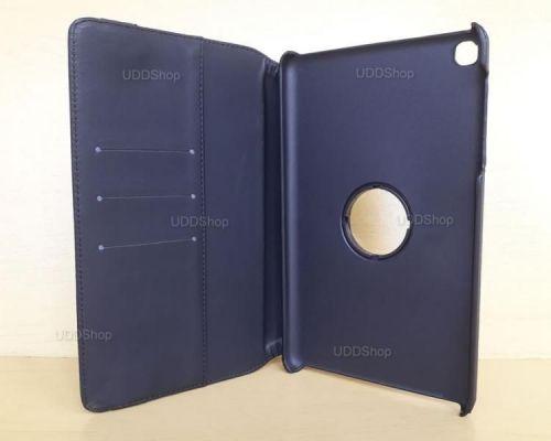 Capa Case Capinha Carteira Giratória 360° PRETA Tablet Samsung Galaxy Tab A 8.0 (2019) SM-P200 SM-P205 + Frete Grátis 512269