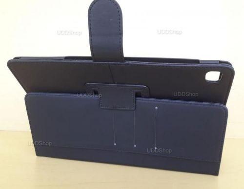 Capa Case Capinha Pasta Carteira PRETA Tablet Samsung Galaxy Tab S5e 10.5 (2019) SM-T720 SM-T725 + Frete Grátis 512251