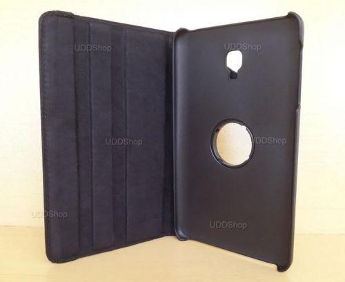 Capa Case Capinha Giratória 360° PRETA Tablet Samsung Galaxy Tab A 8.0 (2017) SM-T380 SM-T385m V2 + Frete Grátis 512255