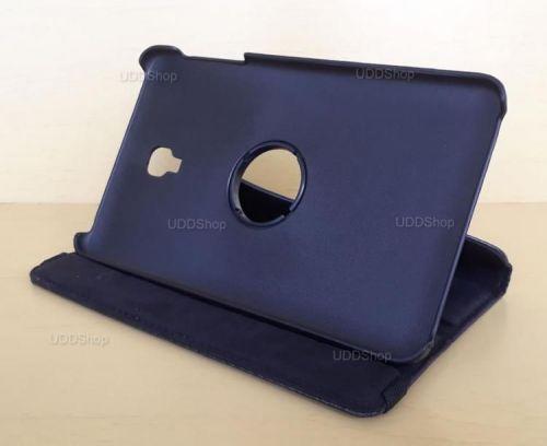 Capa Case Capinha Giratória 360° PRETA Tablet Samsung Galaxy Tab A 8.0 (2017) SM-T380 SM-T385m V2 + Frete Grátis 512257