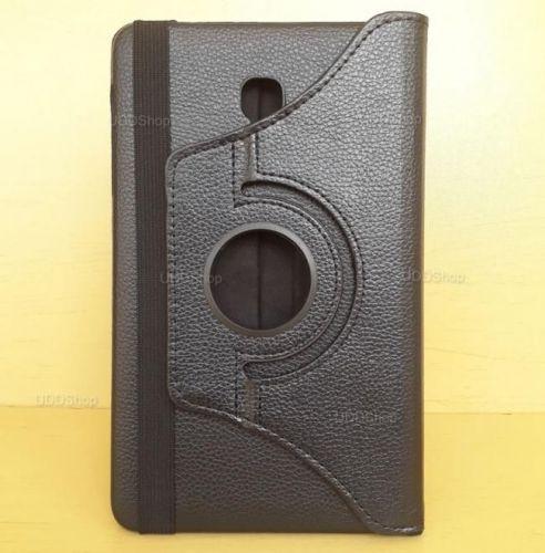Capa Case Capinha Giratória 360° PRETA Tablet Samsung Galaxy Tab A 8.0 (2017) SM-T380 SM-T385m V2 + Frete Grátis 512252