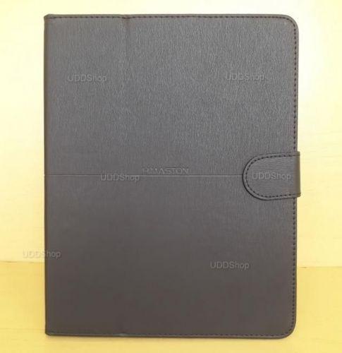 Capa Case Pasta Carteira PRETA Tablet Apple iPad2 A1395 A1396 A1397 -- iPad3 A1416 A1430 A1403 -- iPad4 A1458 A1459 A1460 + Frete Grátis 512259