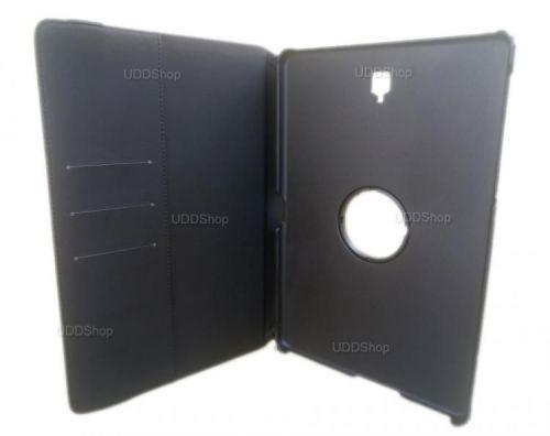 Capa Case Carteira Giratória 360° PRETA Tablet Samsung Galaxy Tab S4 10.5 (2018) SM-T830 SM-T835 527281