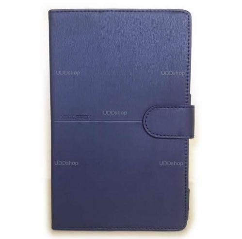 Capa Case Capinha Pasta Carteira PRETA Tablet Samsung Galaxy Tab A 8.0 (2019) SM-T290 SM-T295 527242