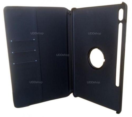 Capa Case Carteira Giratória 360° PRETA Tablet Samsung Galaxy Tab S6 10.5 (2019) SM-T860 SM-T865 538631