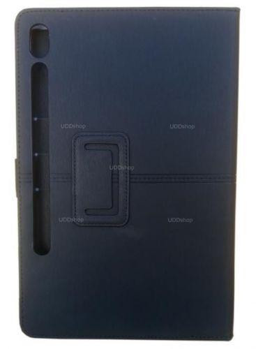 Capa Case Carteira Pasta PRETA Tablet Samsung Galaxy Tab S6 10.5 (2019) SM-T860 SM-T865 538637