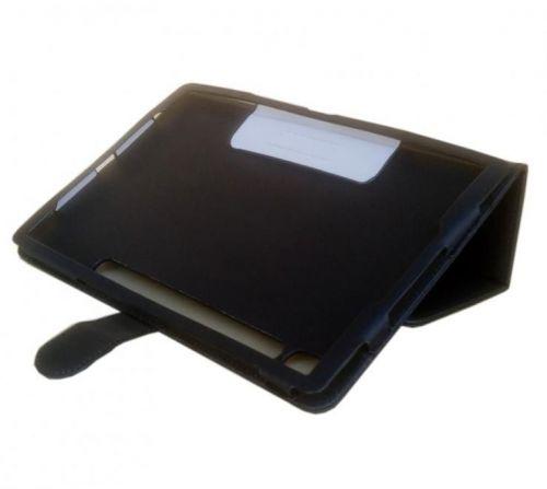 Capa Case Carteira Pasta PRETA Tablet Samsung Galaxy Tab S6 10.5 (2019) SM-T860 SM-T865 538639
