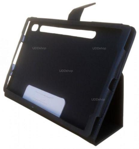 Capa Case Carteira Pasta PRETA Tablet Samsung Galaxy Tab S6 10.5 (2019) SM-T860 SM-T865 538640