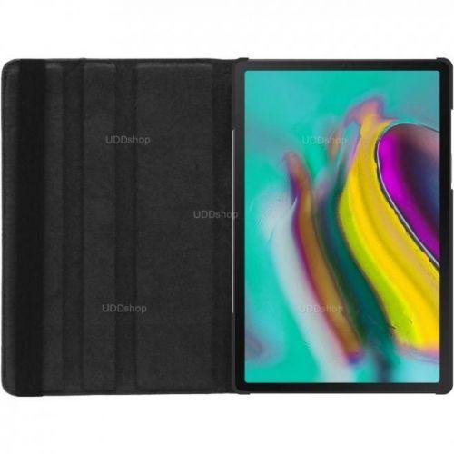 Capa Case Carteira Giratória 360° PRETA Tablet Samsung Galaxy Tab S5e 10.5 (2019) SM-T720 SM-T725 V2 586184