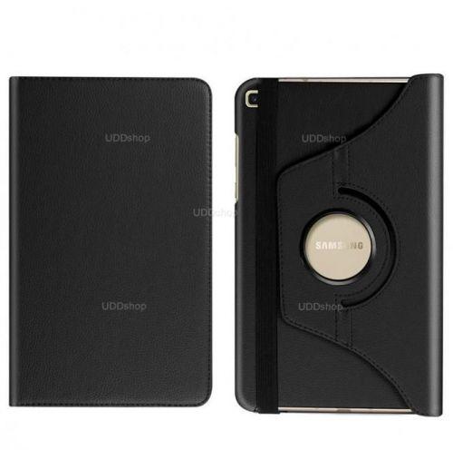 Capa Case Capinha Giratória 360° PRETA Tablet Samsung Galaxy Tab A 8.0 (2019) SM-T290 SM-T295 V2 586175