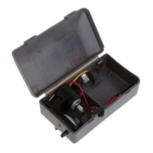 Bomba de AR Oxigênio Portátil para Aquário 2.5W. Ideal para manter Iscas Viva. Peixe ou Camarão 592845