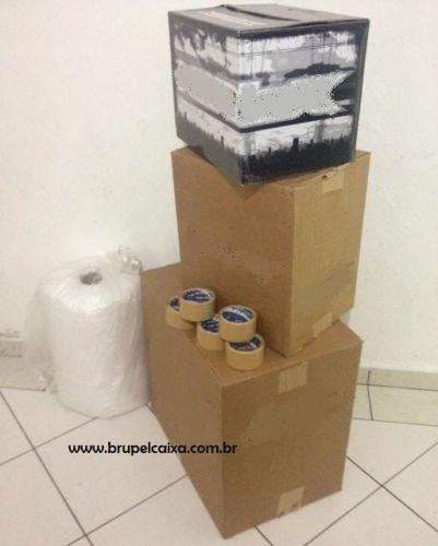 Caixas de papelão para mudança 328034