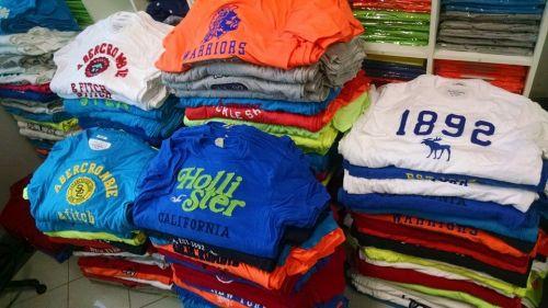 Camiseta Abercrombie e Hollister em Atacado - Camisetas para Revenda - Revender  Roupas de Marca Marcas Grife Famosa 1db6b016085a8