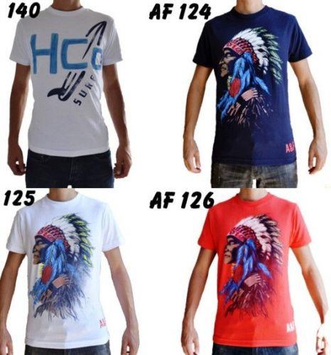 Camiseta Abercrombie e Hollister em Atacado - Camisetas para Revenda - Revender Roupas de Marca Marcas Grife Famosa 225291