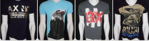 Camiseta Armani Ae Atacado - Camisetas para Revenda - Revender Roupas de Marca Marcas Grife Famosa 225313
