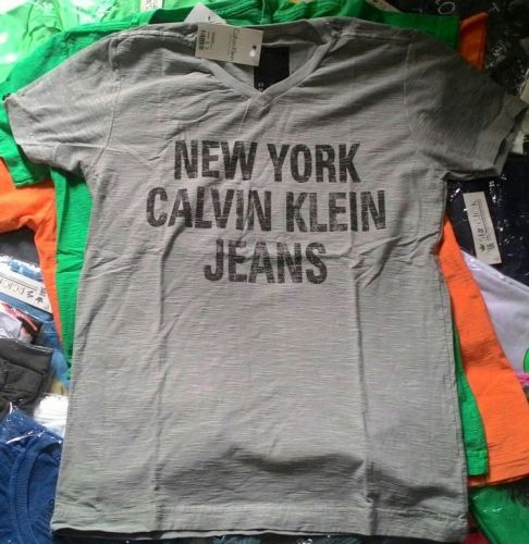 b2dc5823b25cd1 Camiseta Calvin Klein Atacado Camisetas para Revenda - Revender ...