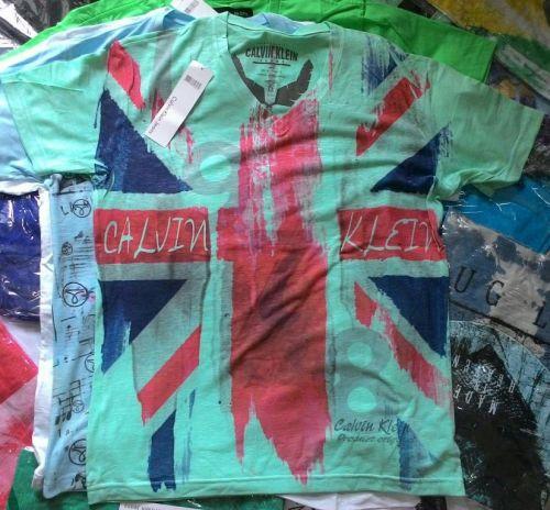 Camiseta Calvin Klein Atacado Camisetas para Revenda - Revender Roupas de Marca Marcas Grife Famosa 225333