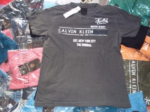 Camiseta Calvin Klein Atacado Camisetas para Revenda - Revender Roupas de Marca Marcas Grife Famosa 225337