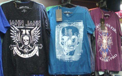 Camiseta John John Atacado - Camisetas para Revenda - Revender Roupas de Marca  Marcas Grife Famosa 076a9f484524b