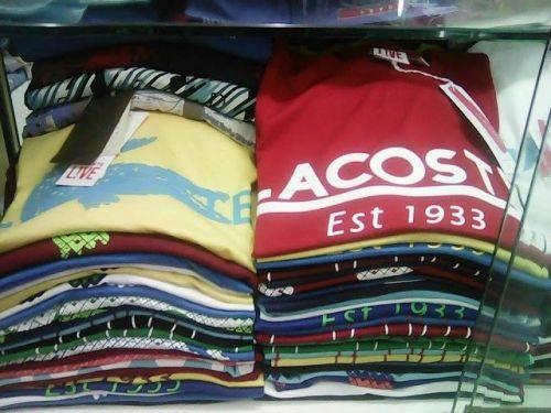 Camiseta Lacoste Atacado Camisetas para Revenda - Revender Roupas de Marca Marcas Grife Famosa Importada Peru Peruana 314747