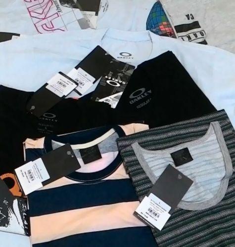 Camiseta Oakley Atacado Kit 10 camisetas para revender revenda roupas de marca e ganhe dinheiro rápido 417523