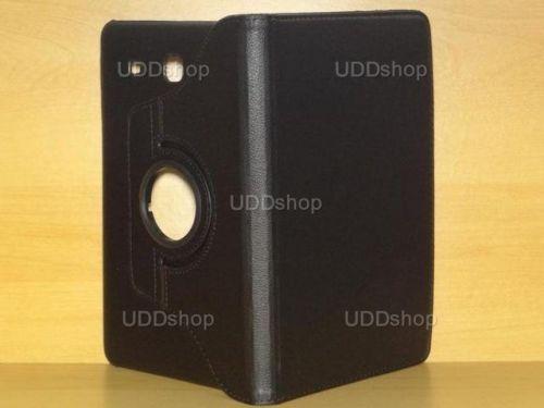 Capa Case Giratória 360º Preta Tablet Samsung Galaxy Tab e 9.6 Modelos Sm-t560n ou Sm-t561m 230474