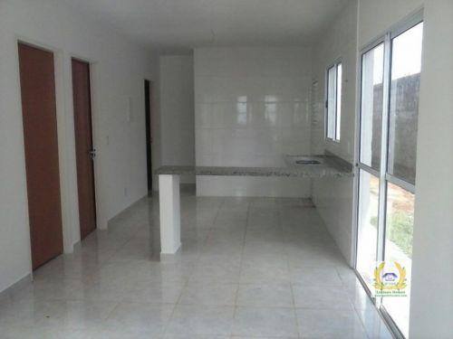 Casas individuais em condomínio 3 Quartos 1 Suíte construídas em lotes de 200 m2 em Trindade  Go 411074
