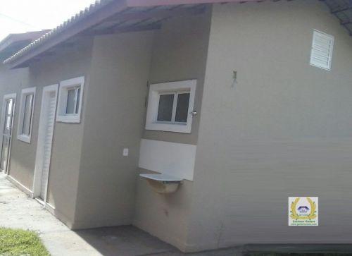 Casas individuais em condomínio 3 Quartos 1 Suíte construídas em lotes de 200 m2 em Trindade  Go 411078