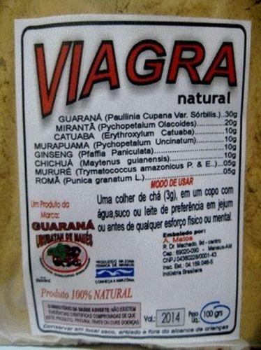 Composto Energético e Afrodisiaco Natural da Amazônia - 100gr 320224