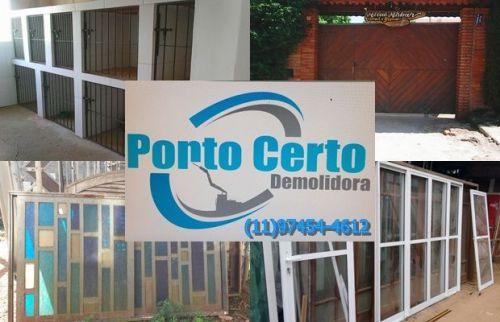Compra De Portas e Janelas De Demolição 318734