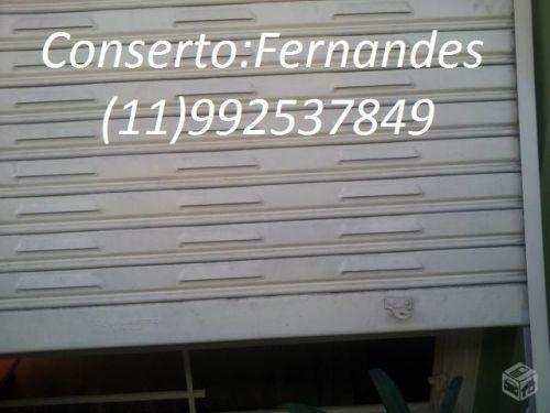 Conserto de Persiana Externa de Alumínio Troca de Correias 480201