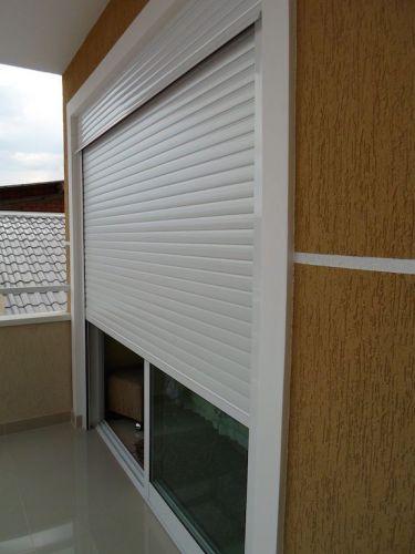 Conserto janelas e portas alumínio com persiana integrada 392120