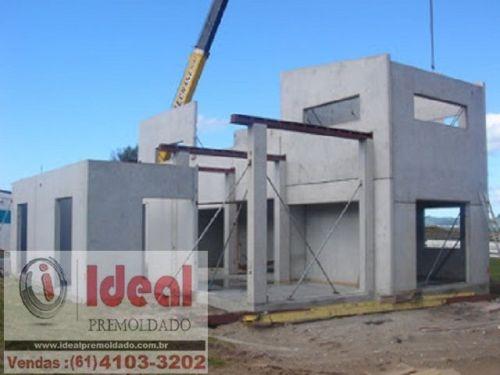 Construção de casa premoldada Brasilia-df 252313