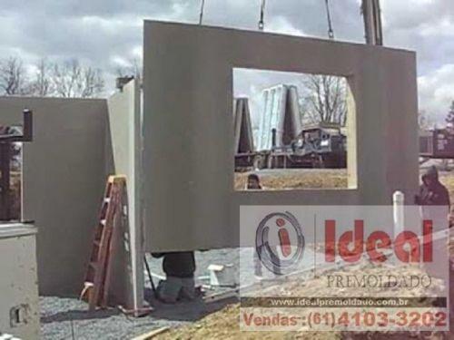 Construção de casa premoldada Brasilia-df 252315