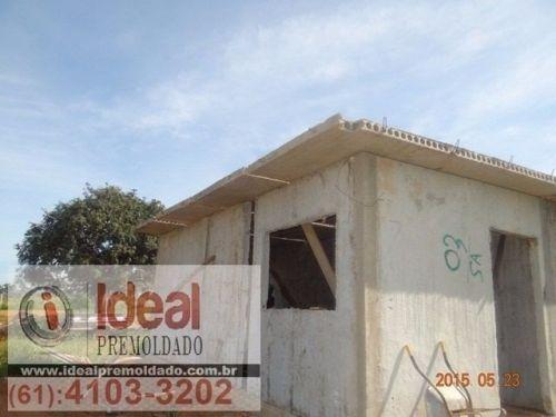 Construção de casa premoldada Brasilia-df 252316