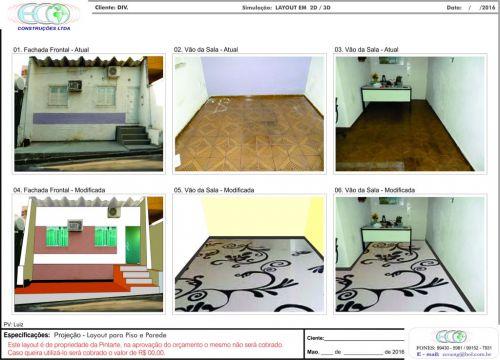 Construção Reforma Ampliação Pintura Galpão Solda e Outros 262548