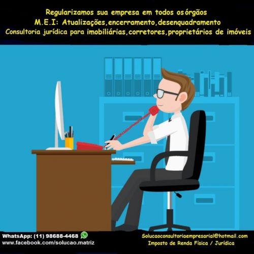Legalização de Empresas em todos os orgãos 338046