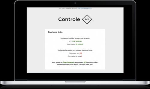 Controle de Estoque- Pcp - Software para Organização e Controle de Estoque 325076