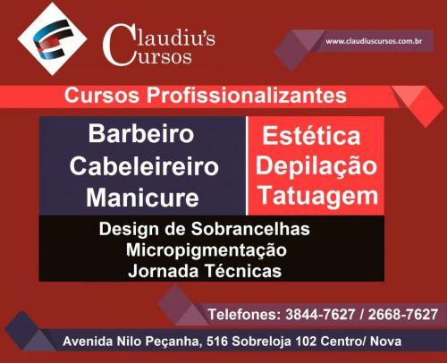 Curso De Barbeiro 275559