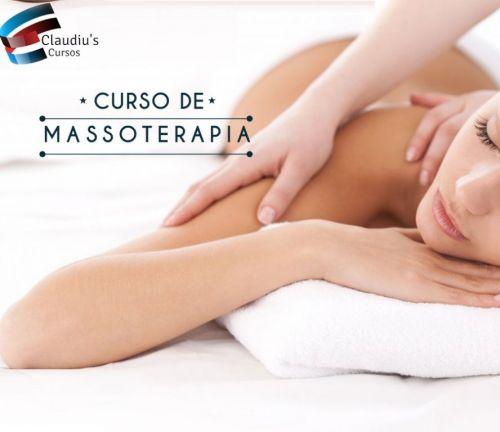 Curso de Massoterapia 507211