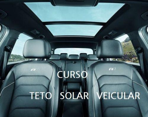Curso Teto Solar Veicular  527713
