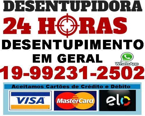 Desentupidora Campinas 992312502 - Desentupidora Centro em Campinas  567974