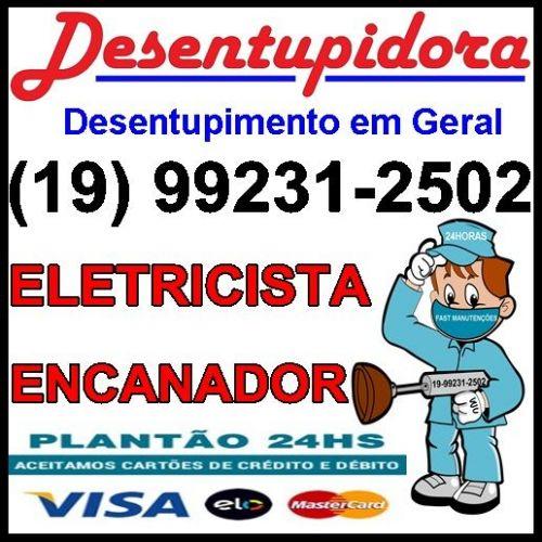 Desentupidora em Campinas 99231-2502 Eletricista em Campinas Encanador em Campinas 562380