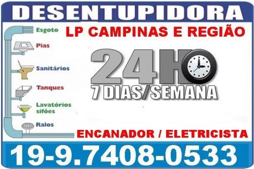 Desentupidora em Campinas Lp 19-974080533 Desentupidora 24 Horas em Campinas 592096