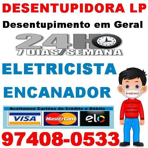 Desentupidora em Campinas Lp 19-974080533 Desentupidora 24 Horas em Campinas 592097